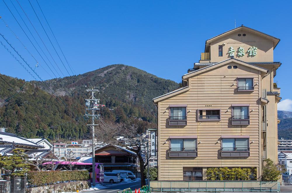 [나고야 여행] 일본 3대 미인 온천 게로 온천의 기센칸 료칸