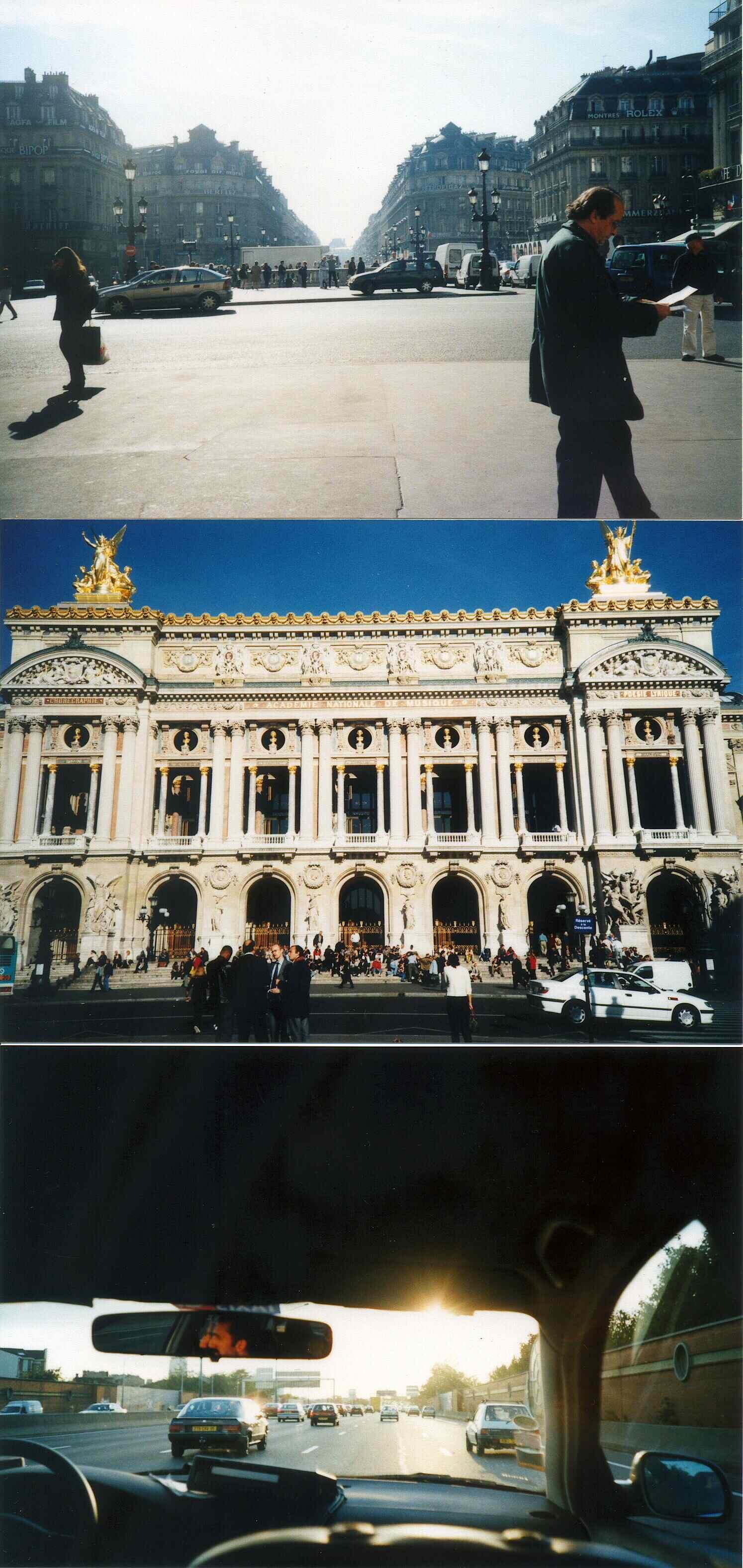 2001년 프랑스 파리 오페라 하우스