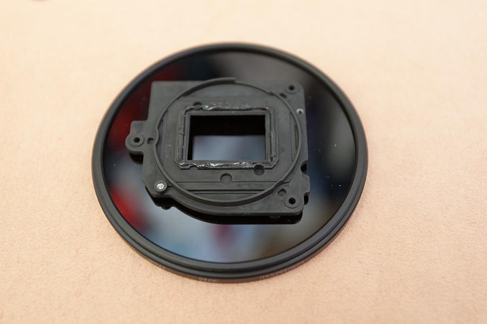 로우패스필터 및 적외선 필터