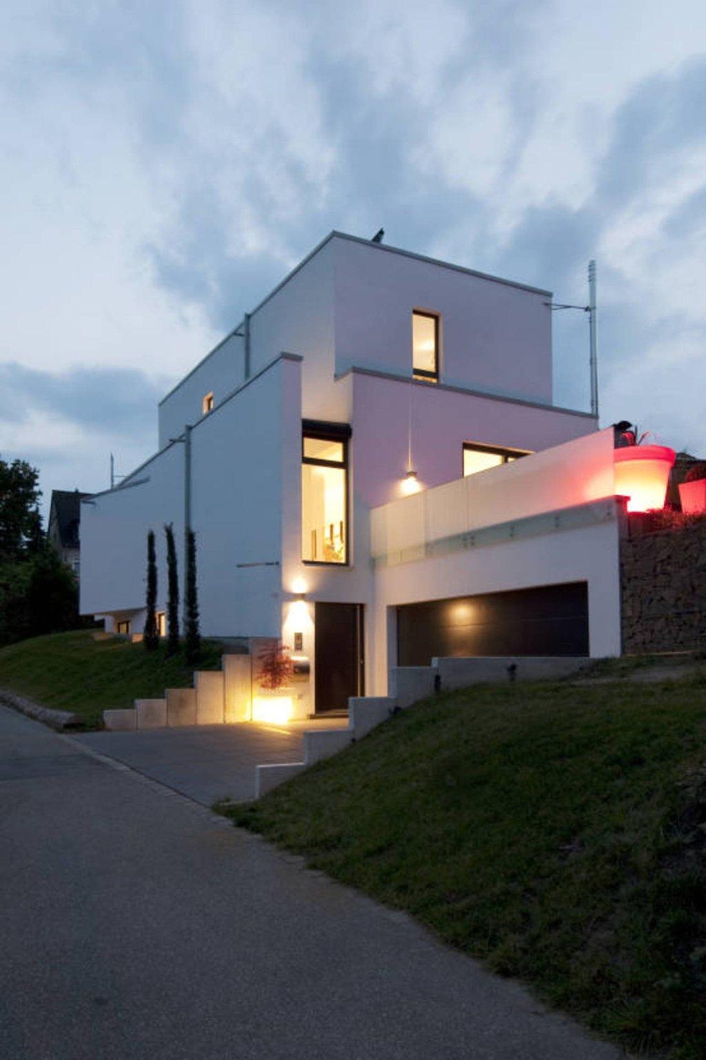 센스넘치는 공간배치의 2층주택 :: 예쁜집IDEA
