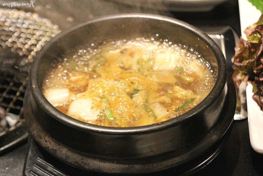 돼지갈비 땡기는 날! 서현역 고기집 <건길지>, 생갈비와 양념갈비 강추! 분당 돼지갈비 추천