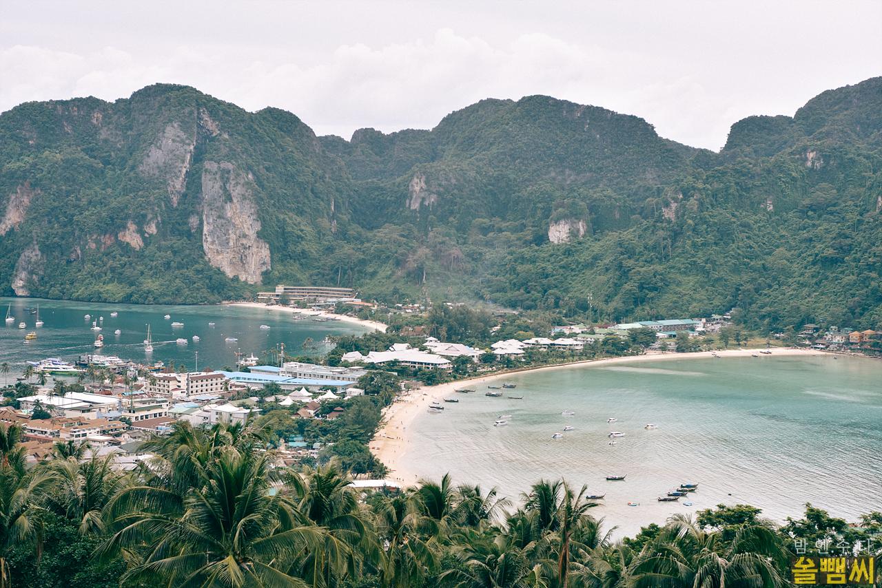 피피섬 뷰포인트 풍경