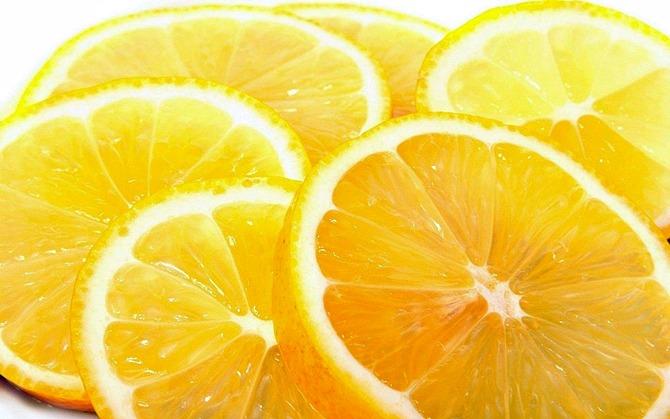 레몬, 졸릴때 잠깨는법