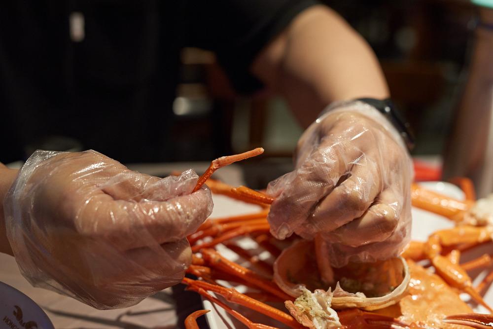 홍게데이 광안점 홍게 먹는법 15