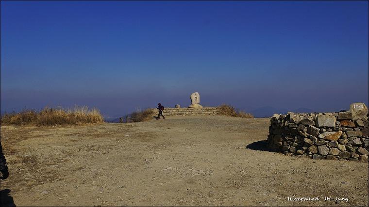 천성산 제1봉 전경
