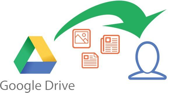 구글 드라이브 파일 공유 방법