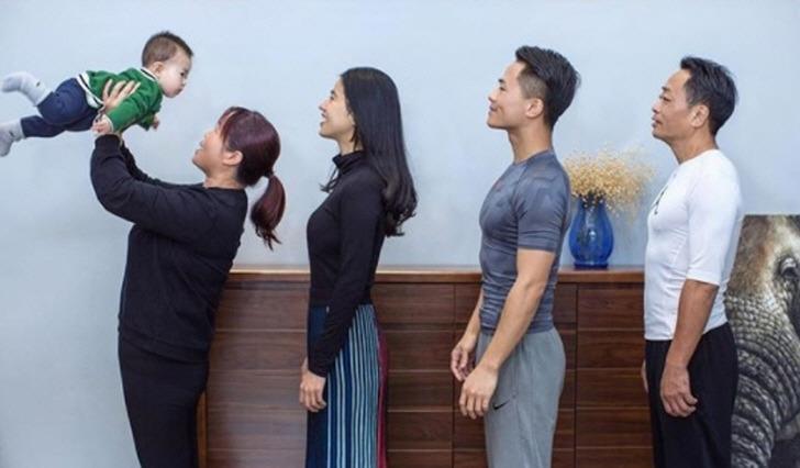 6개월 동안 서로 지지하며 모두 다이어트에 성공한 가족