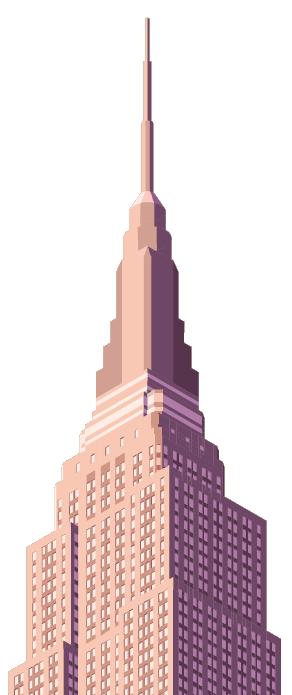 뉴욕의 상징 엠파이어 스테이트 빌딩