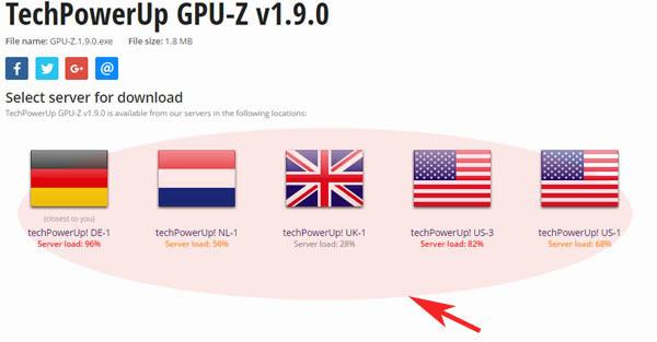 gpu-z 다운 그래픽카드 확인 비디오카드 사양 보기
