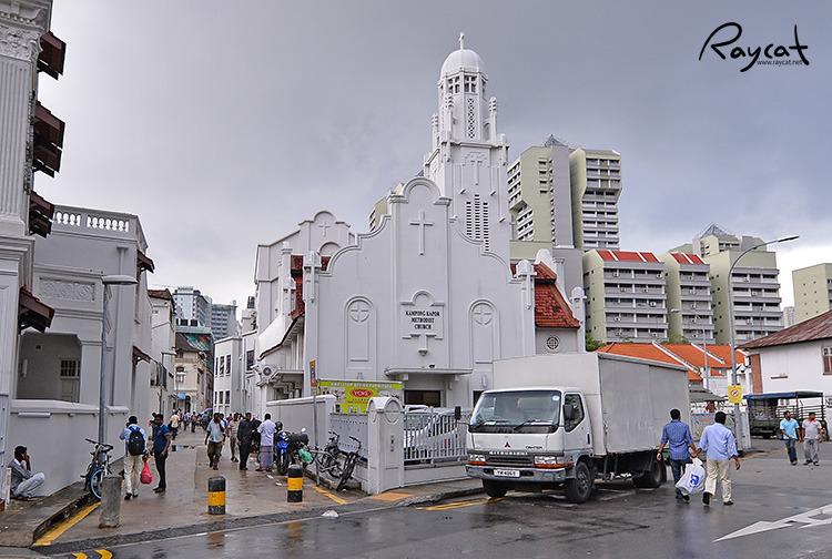 싱가포르 리틀 인디아 교회