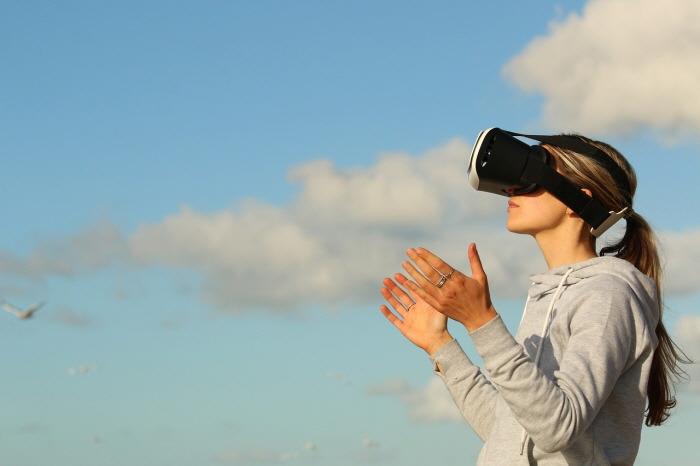 가상현실 virtual reality