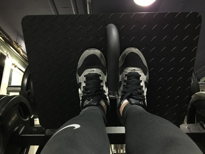 Leg Press-Narrow Stance