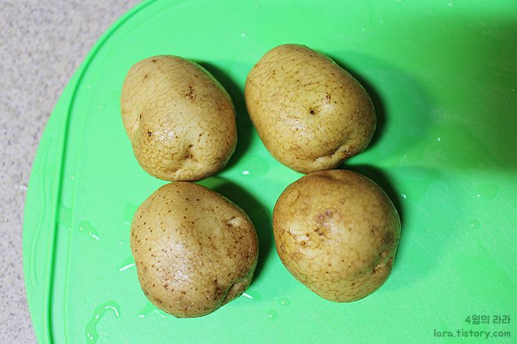 감자요리_감자전_감자전만드는법