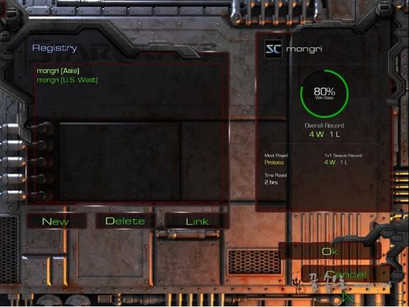스타크래프트 배틀넷 서버마다 계정 생성 가능