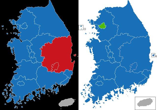 청소년 모의투표...박원순 낙선...TK도 민주당 왜?