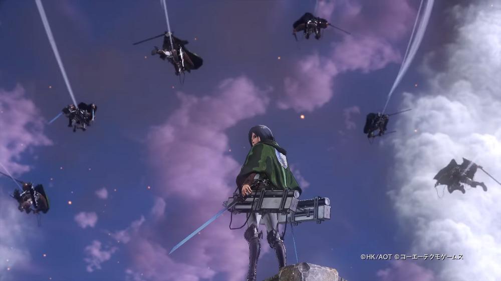 [BP/GAME] 진격의 거인 2 - 닌텐도 스위치, PS 비타, PS4