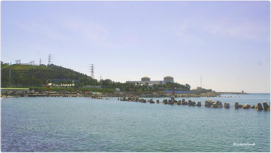 고리 원자력발전소 1 2호기 전경