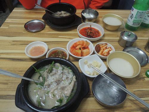 안양 중앙시장 맛집 대전집 막창국밥 순대국밥