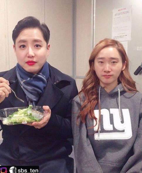 출처 : SBS 배성재의 텐 인스타그램(@sbs_ten)