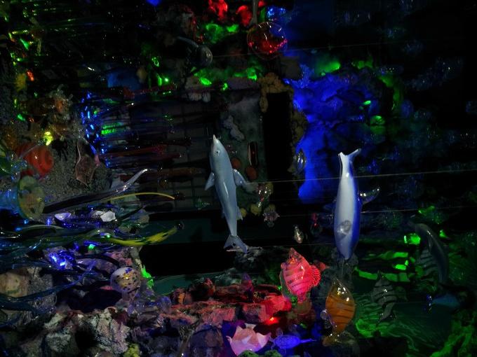 대부도 유리섬 박물관