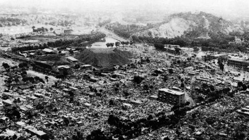 중국 탕산 대지진 - 숨겨진 20세기 최악의 탕산 지진