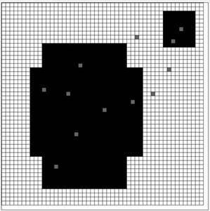 C# DataGridView 그리드 패턴 바둑판 윈도우폼