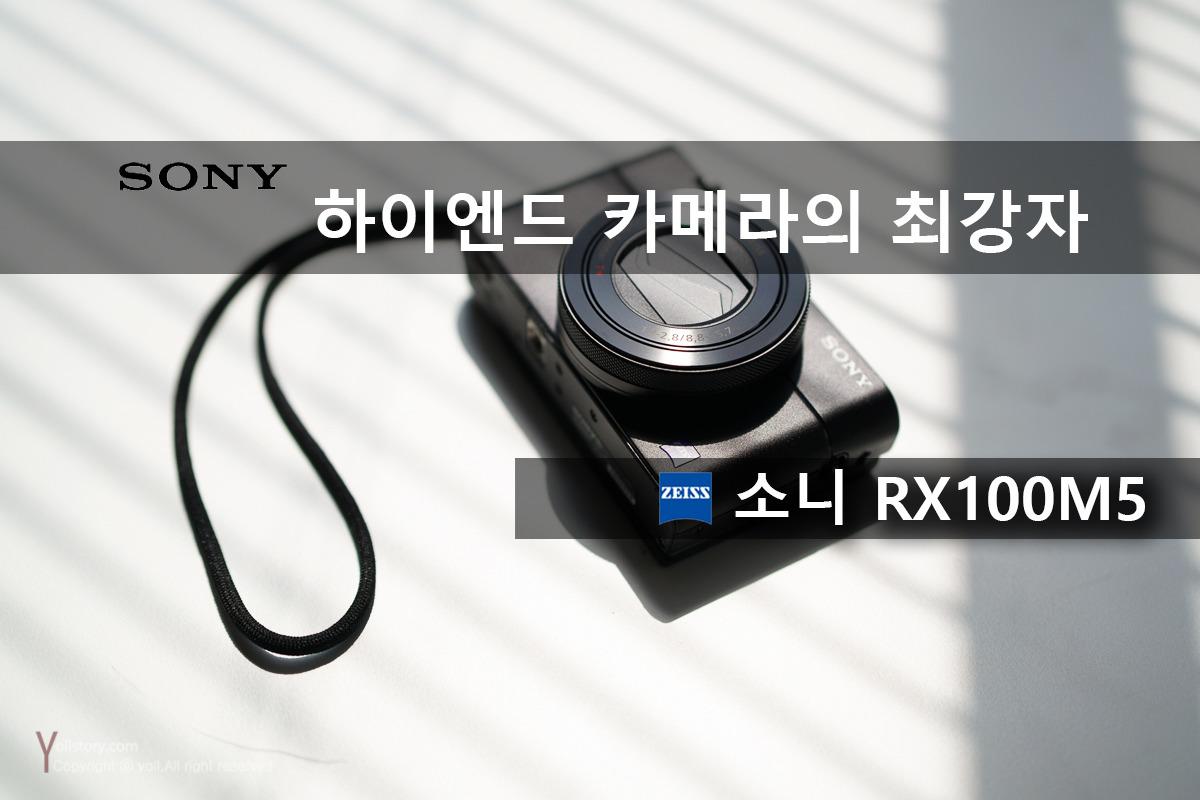 하이엔드카메라 끝판왕 소니 RX100M5 사용기 ~