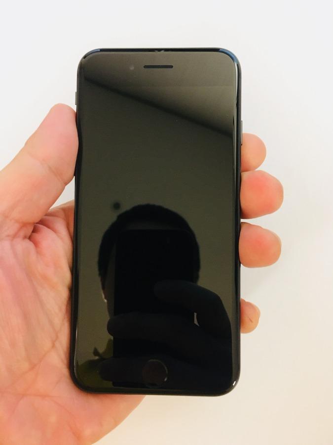 아이폰8 한손쥐기