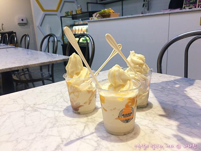 세부 막탄 허니트리 아이스크림