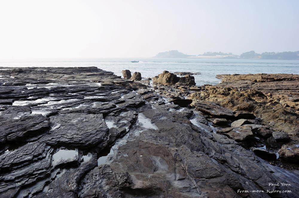 [부안여행 / 변산반도 여행] 신기한 퇴적암층, 변산반도 채석강 (부안 채석강 / 扶安 彩石江)