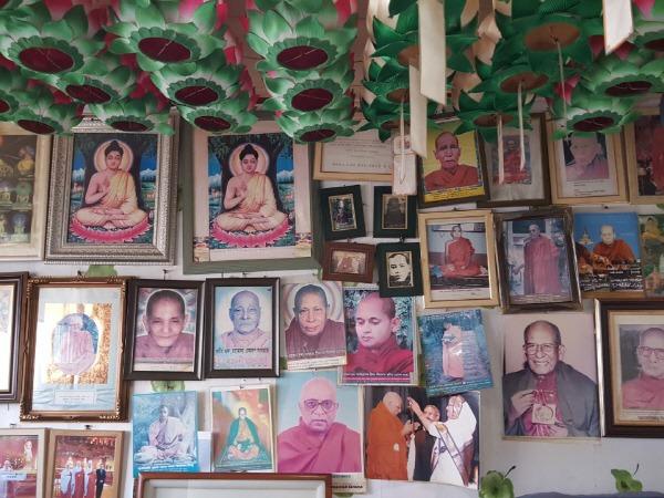 방글라데시 스님