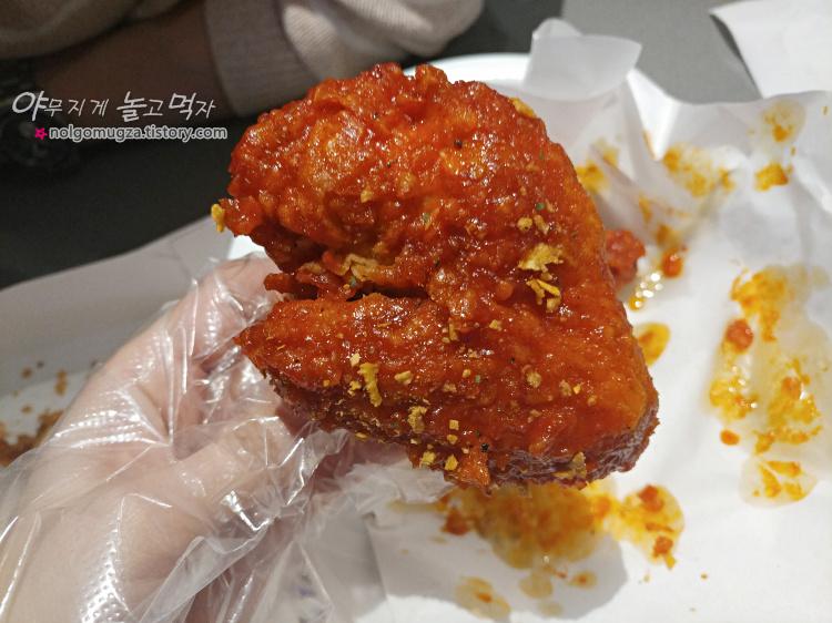 kfc 치킨 인디 1