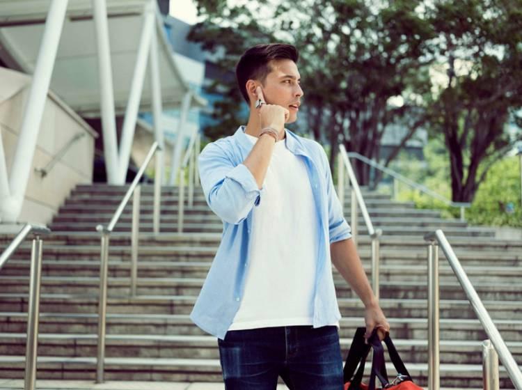 손가락을 전화기로 바꿔주는 스마트링, ORII