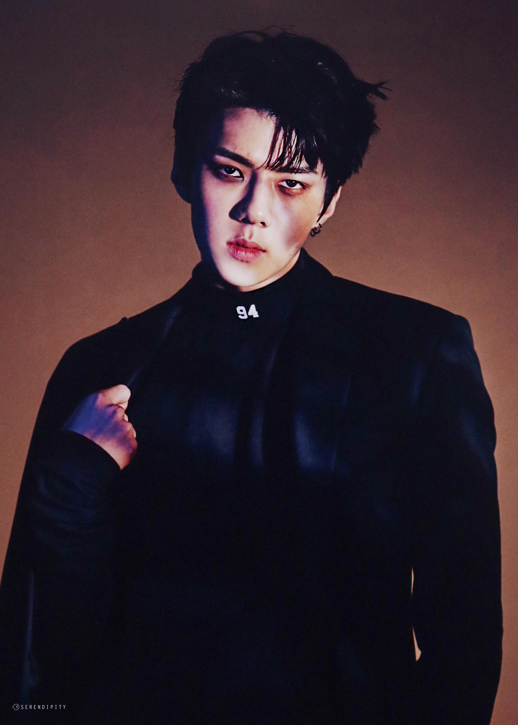 Official Sehun Thread ∣ 오세훈 ⧼ ⋮ ♛ Exo S Maknae ♛ Ex Act